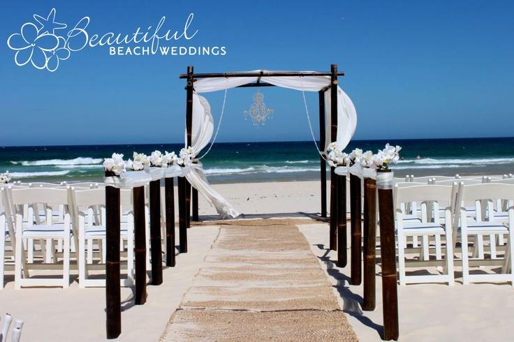 Beach Wedding - Kingscliff Beach