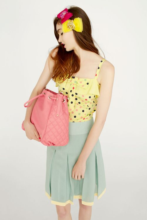 Pastel outfit. Found on must-have-outfits.tumblr.com