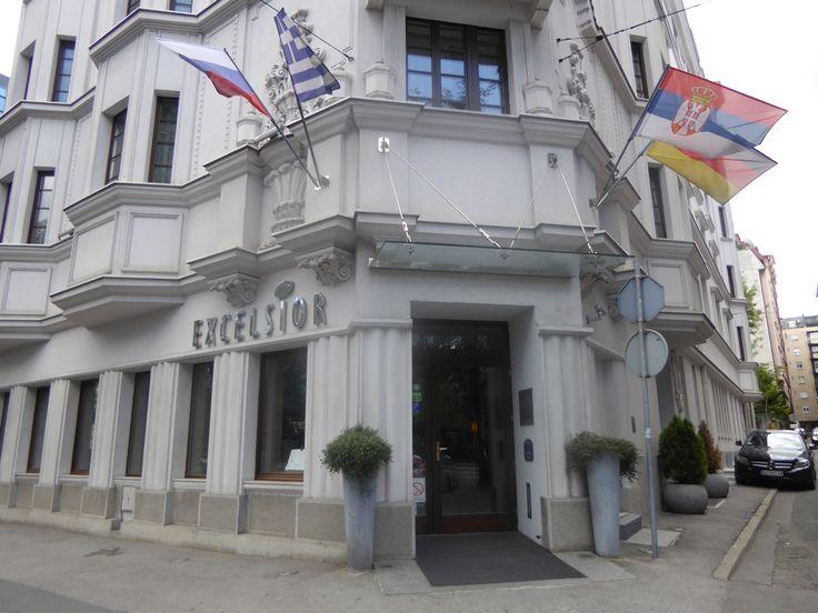 SERBIA, BELGRADE, HOTEL EXCELSIOR – LOVED IT!