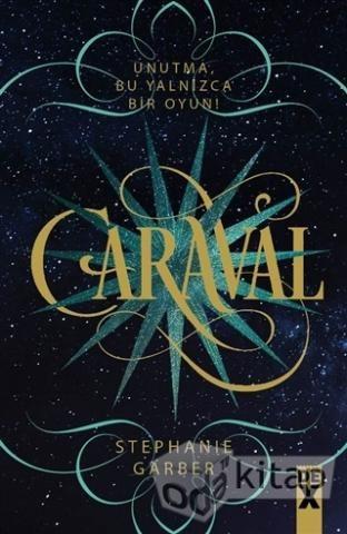 Caraval - %22 indirimli  - Stephanie Garber - Dex Yayınevi  - Edebiyat
