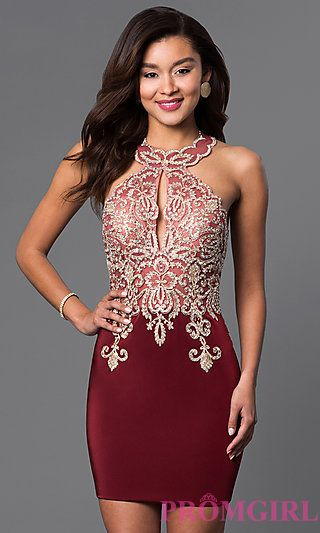 25 Best Ideas About Bodycon Homecoming Dresses On