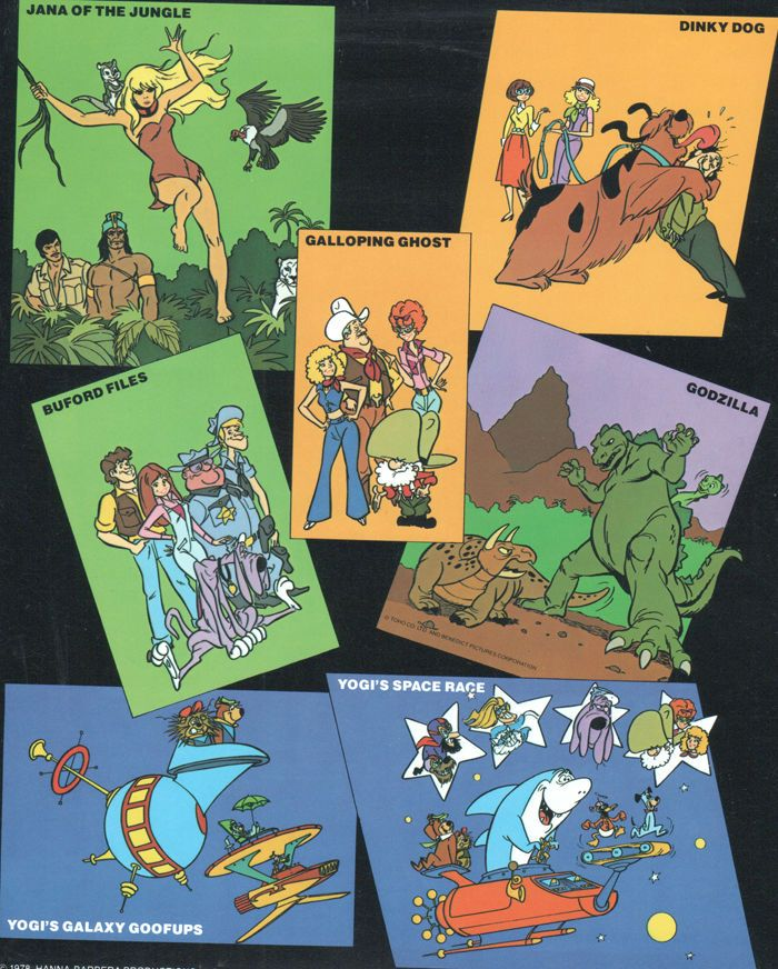 93 Best Hanna-Barbera (ハンナ・バーベラ) Images On Pinterest