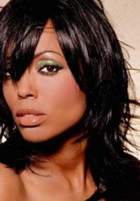 Aisha Tyler--for the love of all that's holy, stunning doesn't even BEGIN to cover it.