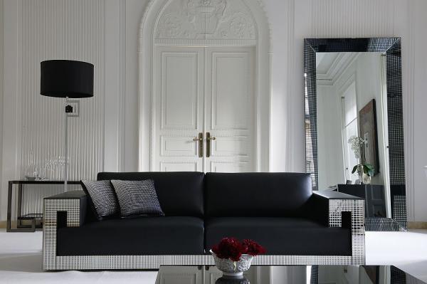 1000 images about versace casa on pinterest - Versace living room design ...