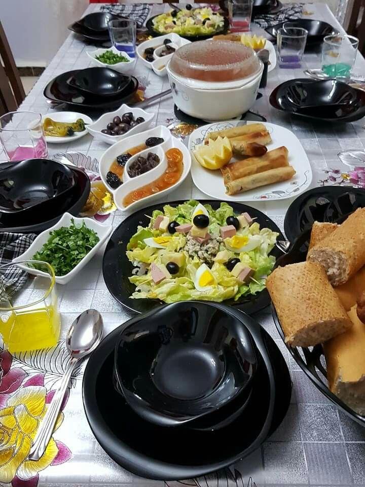 Pin By Saliha On وصفات وصورطبخ مختلفة Food Presentation Food Algerian Recipes