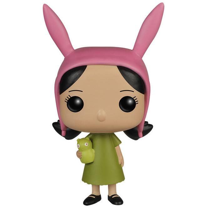 Bob's Burgers  Funko Pop!  »Funko Pop! - Louise Belcher 78« | Buy now at EMP | More Fan merch  Funko Pop!  available online ✓ Unbeatable prices!