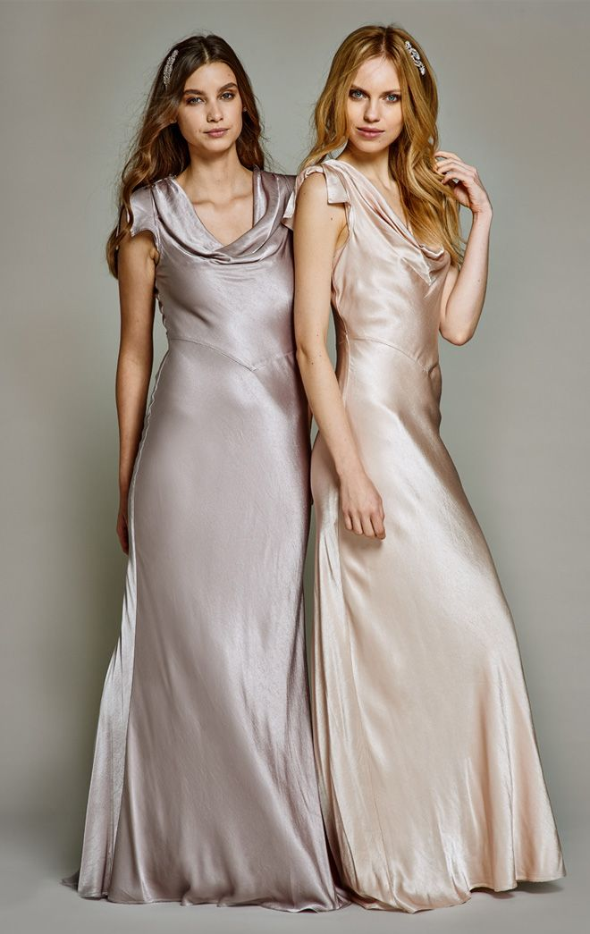 e8a7b5ac3ed84d Ghost London | Bridesmaid Dresses & Bridal Gowns | RMW Recommended  Suppliers | Bridesmaid Dresses | Garment Dye & Flowing Fabrics