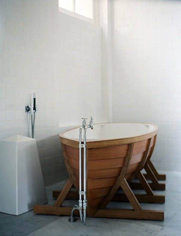 Really Cool Bathboat By Wieki Somers.