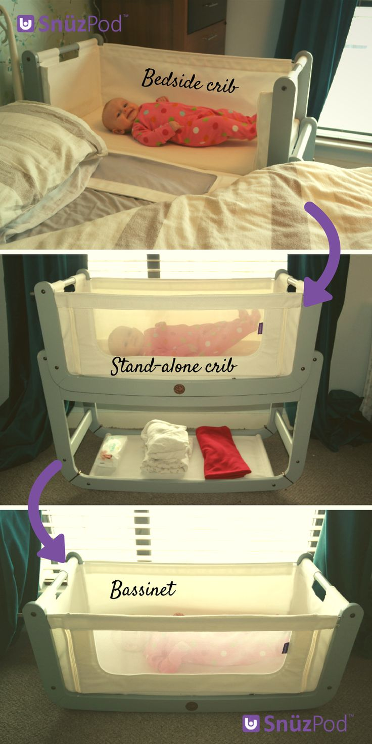 Honest crib for sale - Snuzpod 3 In 1 Bedside Crib Love The Look Of These Maybe Not In