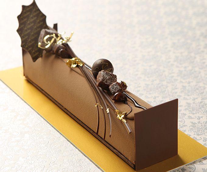 ジョエル・ロブションからクリスマス限定ケーキが4種登場 - ハート型のホワイトチョコムースなど | ニュース - ファッションプレス