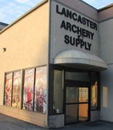 Archery Shooting Gear - Save on Archery Shooting Equipment: Lancaster Archery