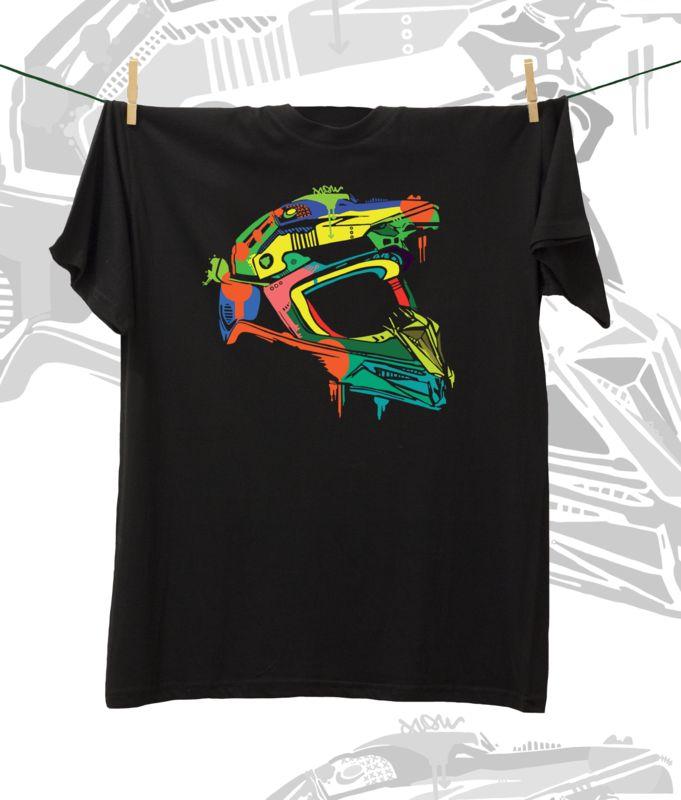 Camiseta ·MXH· Casco cross