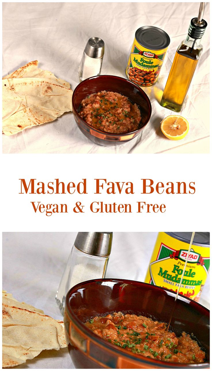 Foul Mudammas is a dish from Arabic cuisine. It's an appetizer, for breakfast or brunch that is healthy, vegan, and gluten free!