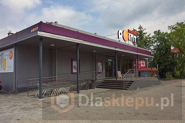 Wyposażenie sklepów Kraków - realizacja supermarket Point