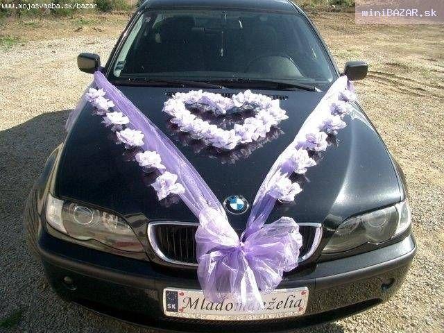 ... bodas on Pinterest  Wedding, Flower and Wedding car decorations