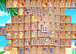 JuegosMyLittlePony.es - Juego: MLP Mahjong - Jugar Online Gratis