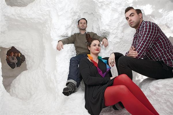 storefront for art and architecture: Daniel Arsham, Eva Franch i Gilabert, and Alex Mustonen