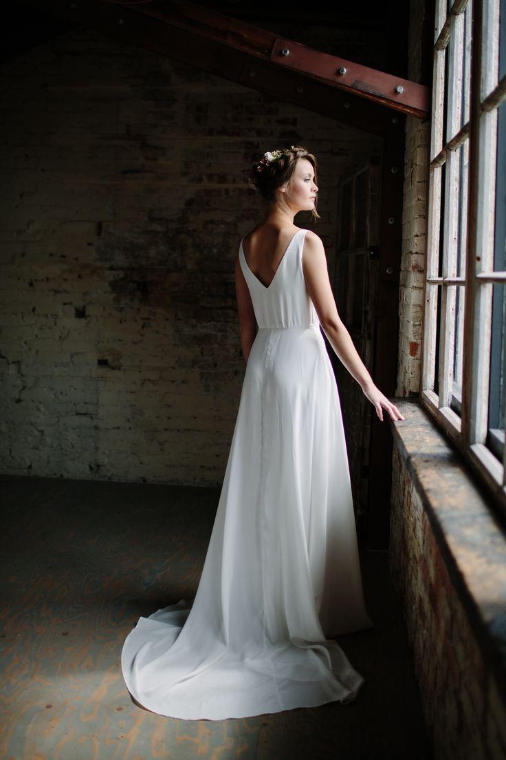 Brigitte Dress - Sienna Von Hildemar 2018 Bridalwear collection