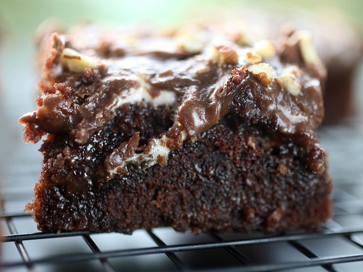 Cocoa-Cola Snack Cake with Back in the Day Bakery