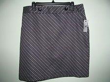 NEW W/ Tag Worthington JCPenny Women's Classy Dressy Skirt Button Detail Size 14