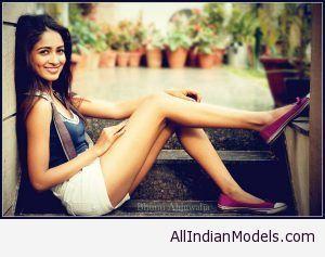 Selfies and Photoshoots of Actress Aditi Chengappa