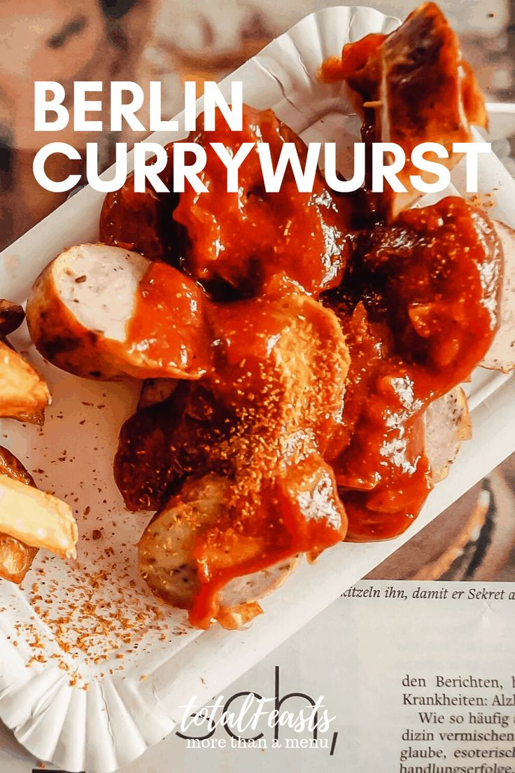Treat yourself to the true flavour of Berlin street food with this gutsy Berlin …