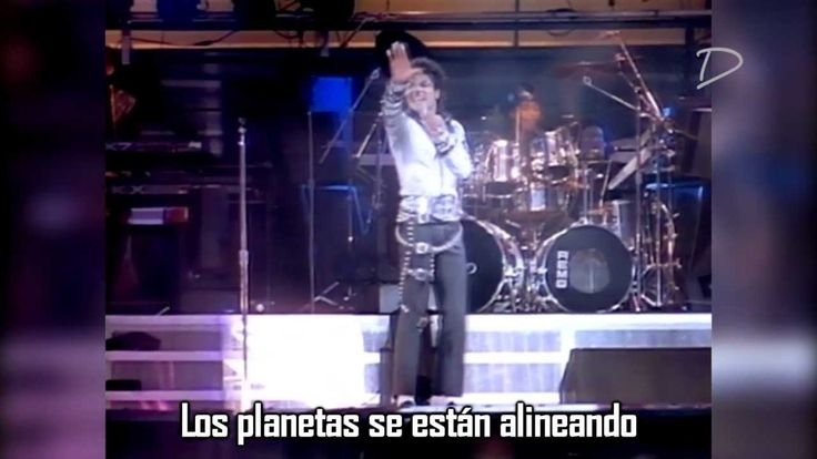 Michael Jackson - Another part of me Subtitulada en español ( Bad tour '...