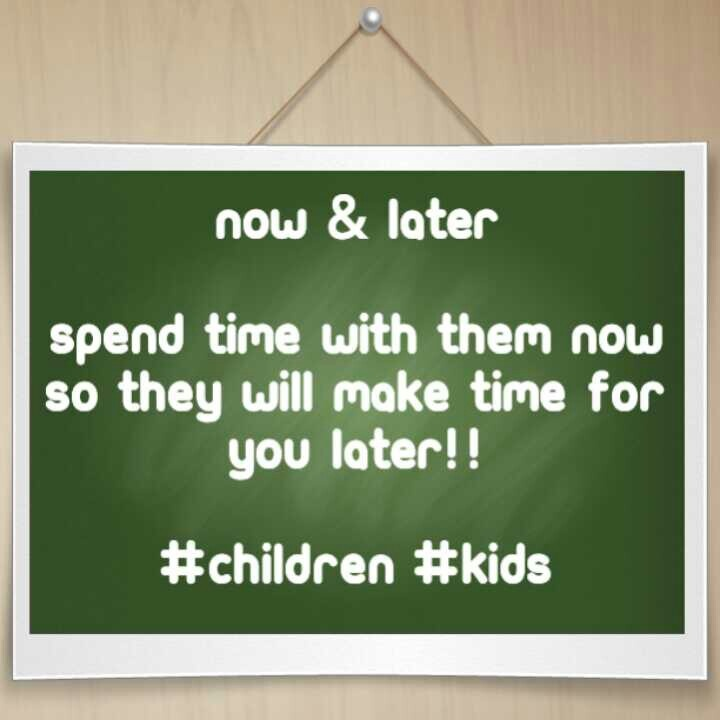 Spend Time With Your Kids Don39t Work All Week And Then Push Them
