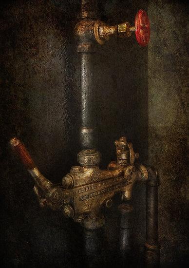 steampunk plumbingSteampunk Creations, Steam Pipe, Savad Steampunk, Bilities Of Mike, Steampunk Cards, Steam Industrial, Cards Creations, Plumbing Mike, Steampunk Plumbing