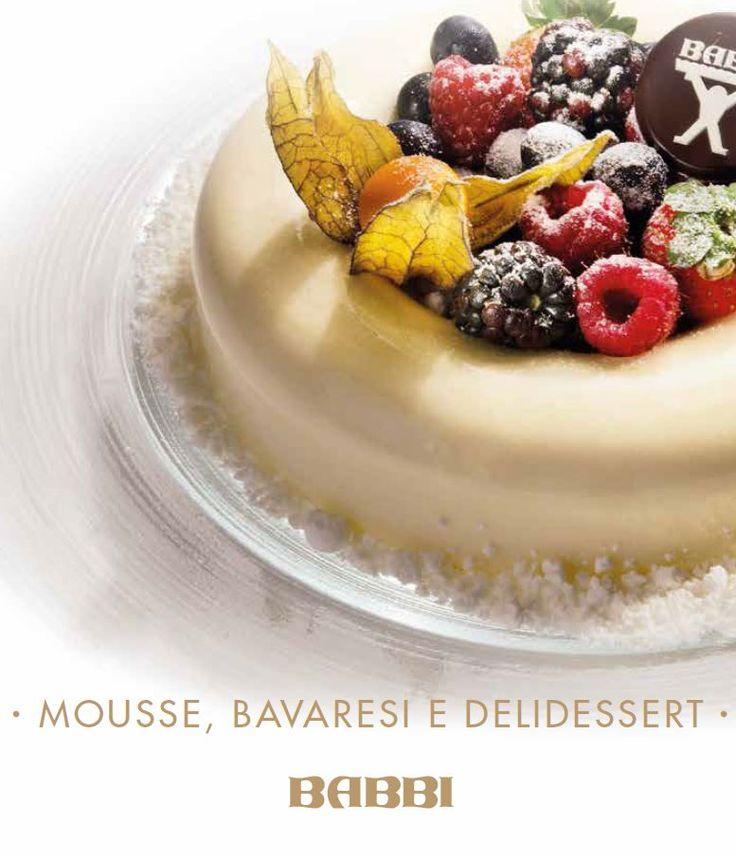 Cold pastry, Semifreddo, Gelato Cake recipes with Babbi ingredients. #ilovebabbi #gelato #gelatoartigianale #icecream #italiangelato #artisangelato #gelatoshop #heladeria #helado #food #ricettario #ricette #recipebook #cake #cakedesign #fruits #dessert #dolci #gourmet #cuisine