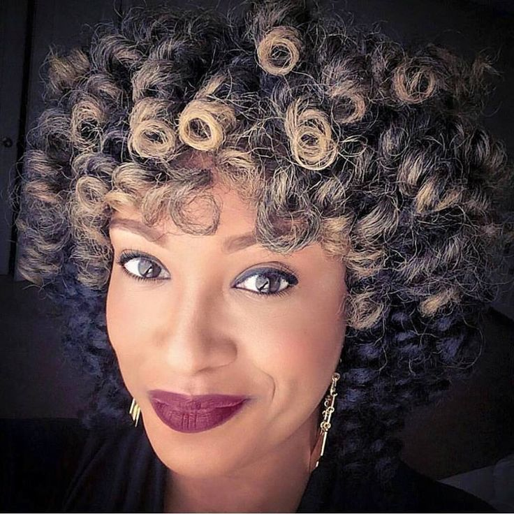 Crochet Hair That Looks Real : ... ABOUT THE HAIR on Pinterest Bantu knot out, Curls and Relaxed hair