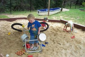 let the children play: theory of loose parts