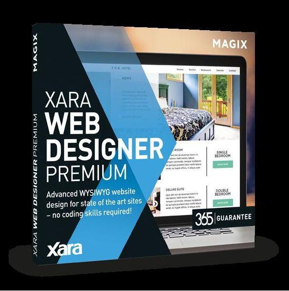 Xara Web Designer Premium X365 Download Web Design Web Design Software Website Design Software