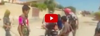 WATCH: 'Poor Syrian Children' Play BEHEAD The Christians