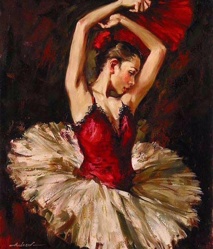 335 best art ballet paintings images on pinterest