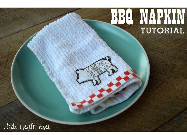 Napkin Craft Ideas