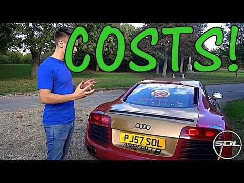 Audi R8 Running Costs: Living With A Supercar - WATCH VIDEO HERE -> http://bestcar.solutions/audi-r8-running-costs-living-with-a-supercar     Episode 2 is an interesting insight into the overall operating costs of owning an Audi R8. Excuse the boring figures! Subscribe and follow our trip: My first sponsors of Supercar: SB Race Engineering- Aspect Valeting- Projex UK- Armytrix Exhaust- Sponsor of clothing:   Video credits to...