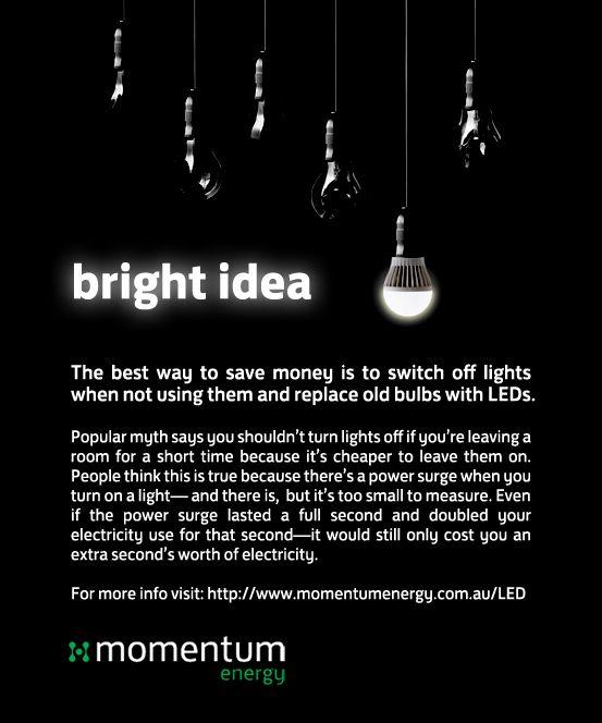 Power Surge Myth #mythbusters #LED