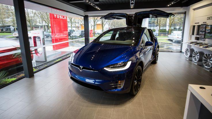 Tesla Model X joins Victorian Highway Patrol fleet Tesla