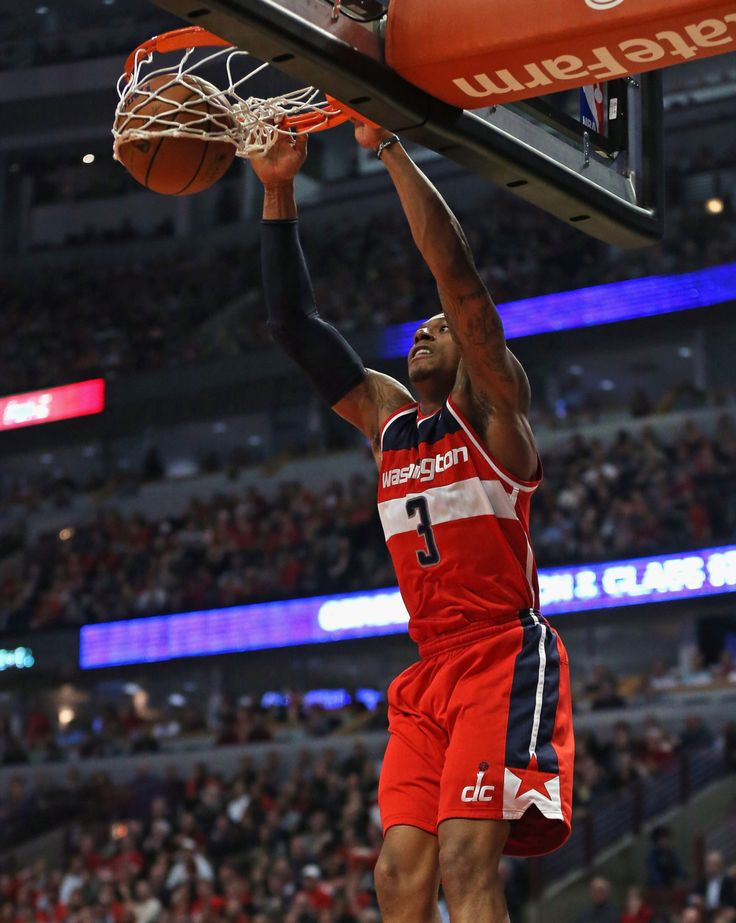 Breaking bradley the wizards wait for beal to heal