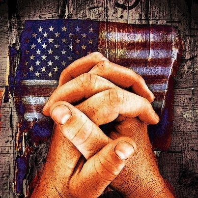 Pray for our country...always!!