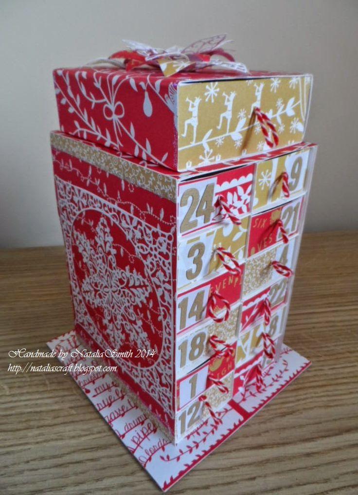 Nataliascraft : Advent box
