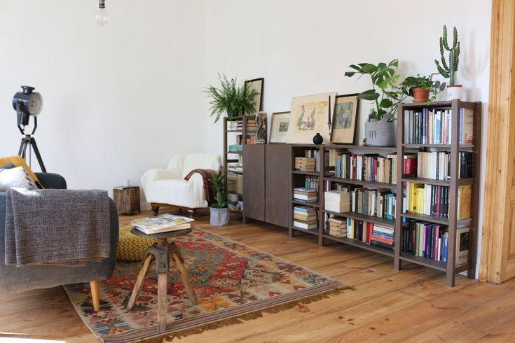 Házprojekt: a nappali átváltozása – tervek