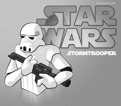 Star Wars by Nolegz.com -  #Stormtrooper #Starwars