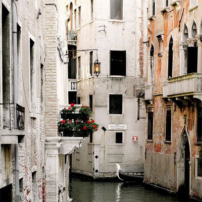 Venice...My life would be complete if I lived here