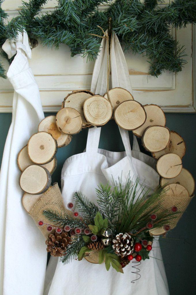 Best 25 Wood Wreath Ideas On Pinterest How To Burn Wood