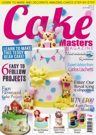 Free Cake Decorating Magazines. Cookie Monster Cake Filled With ...