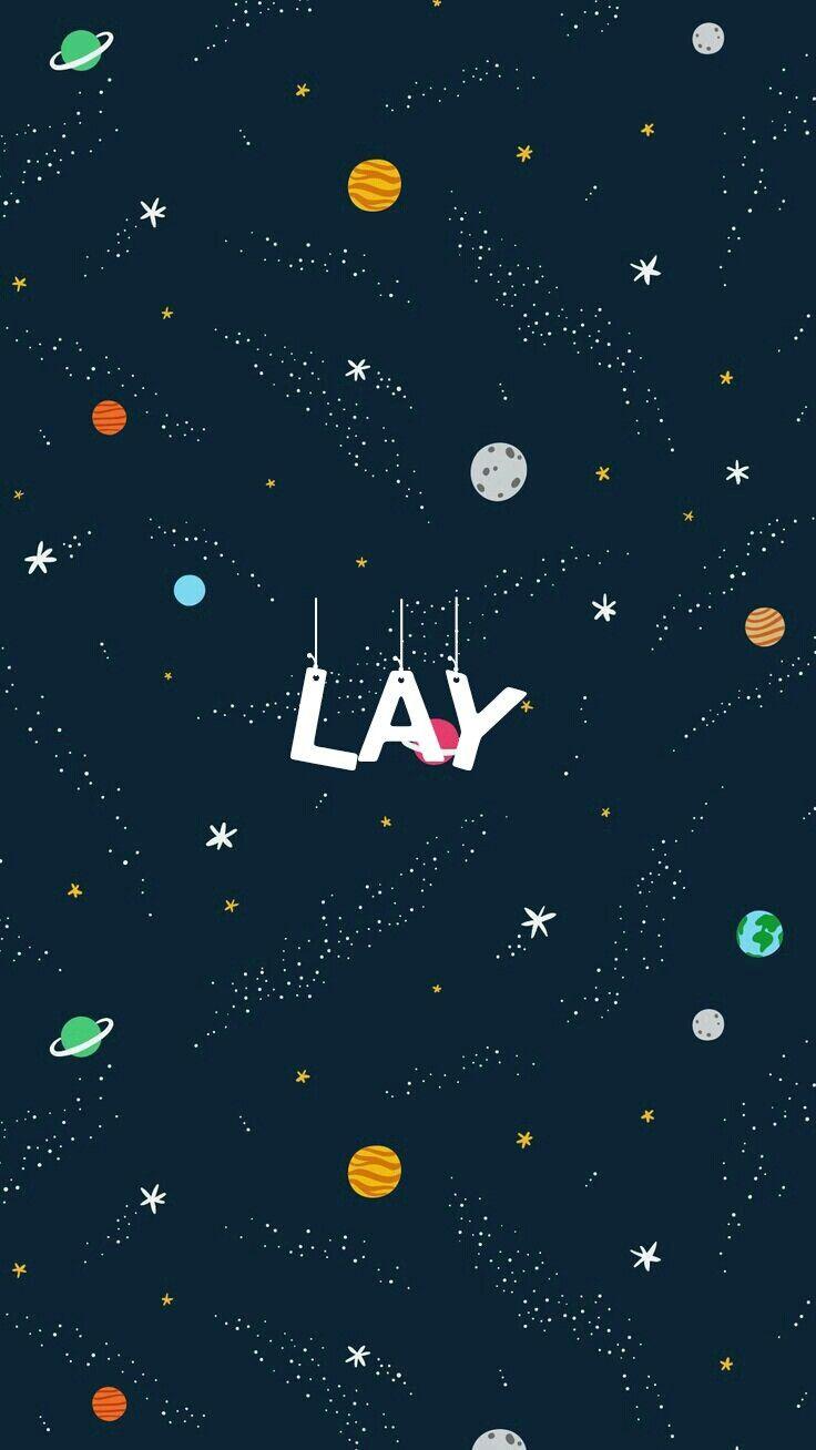 #exo #exowallpaper #wallpaperexo #lay
