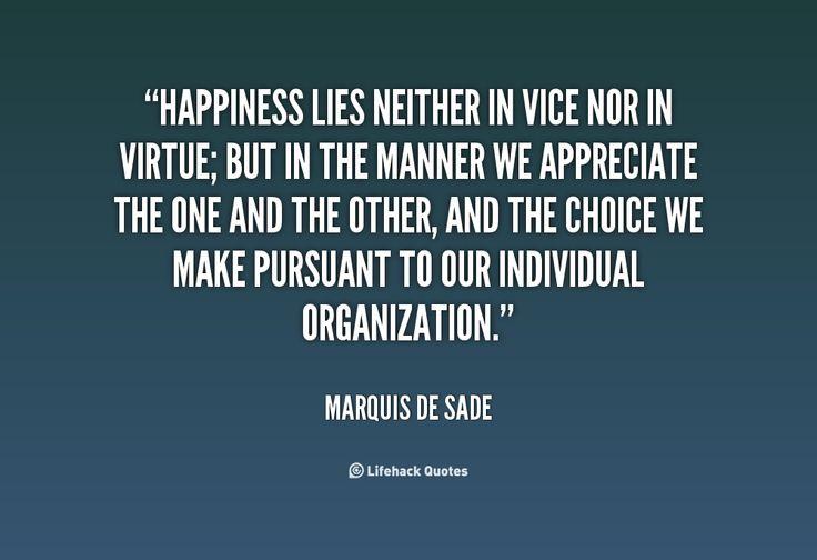 Alfa img - Showing > Marquis De Sade Quotes