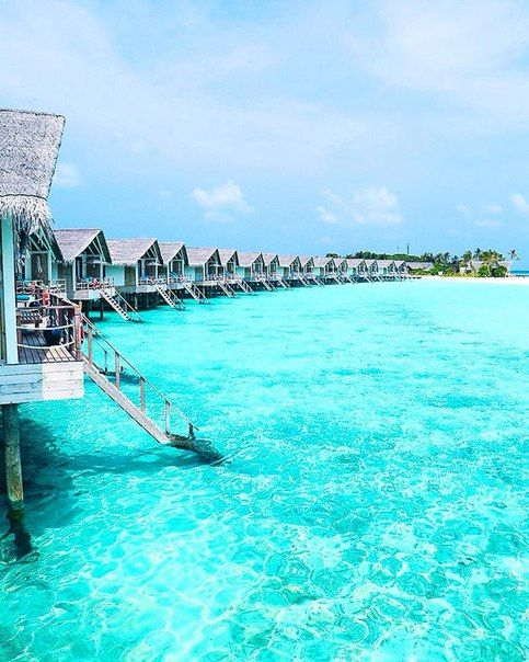 Maldives...One place I need to go especially for my honeymoon! #BoraBora